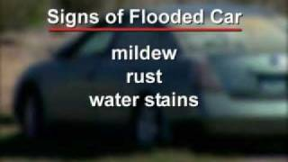 How to Avoid Buying a Flooded Car: Podcast