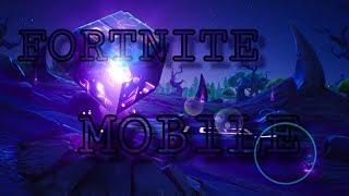 FORTNITE MOBILE KILL MONTAGE #1