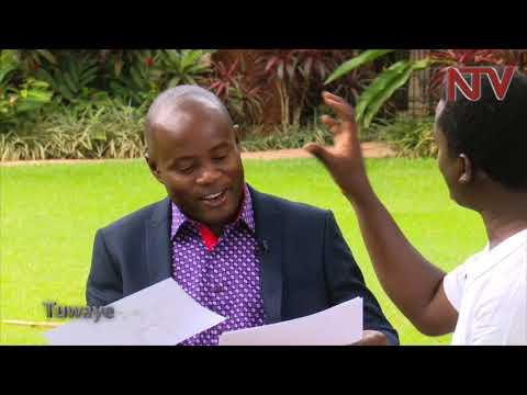 TUWAYE: Wuliriza embooza ya Dr Jimmy Spire Ssentongo akuba katuuni enkambwe ezisojja abanene