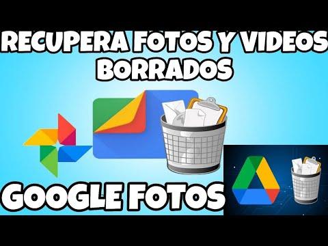 SOLUCIÓN COMO RECUPERAR ARCHIVOS Y FOTOS GOOGLE DRIVE Y GOOGLE PHOTOS 2019