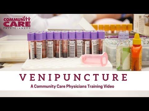 Phlebotomy Training Video