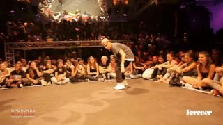 Judge Battle Dedson vs Majid; HipHop Summer Dance Forever 2013