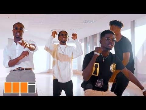 DJ Breezy ft. Kuami Eugene x Kwesi Arthur x DarkoVibes-Back 2 Sender