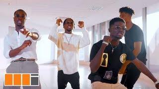 DJ Breezy   Back 2 Sender Ft. Kuami Eugene X Darkovibes X Kwesi Arthur (Official Video)