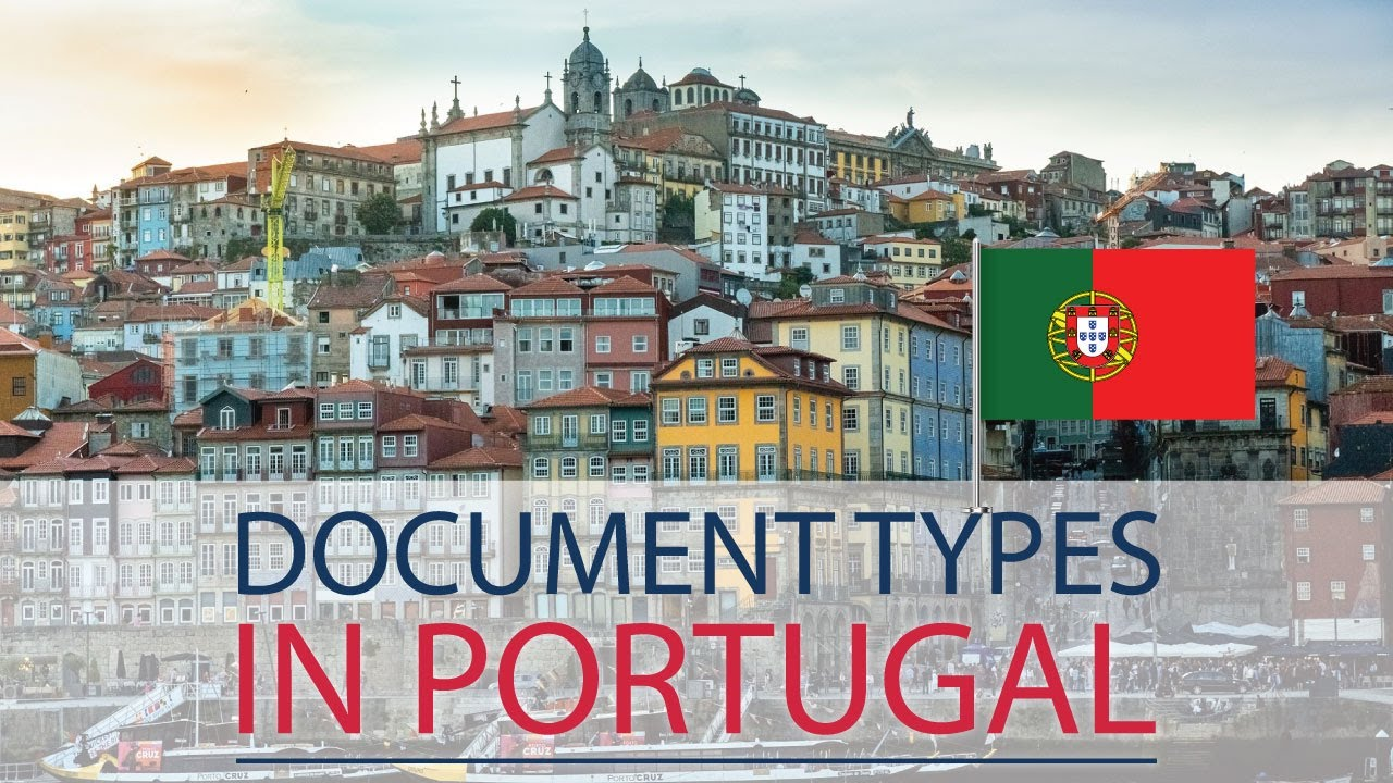 Documents types on POS in Portugal