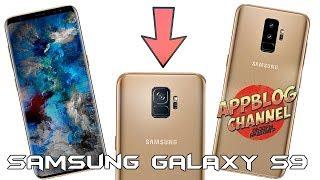 Samsung Galaxy S9. Таким он будет!