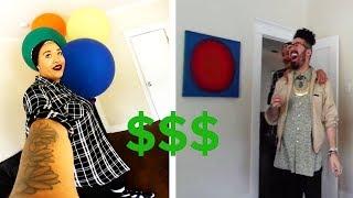 1-Hour Room Decorating Challenge