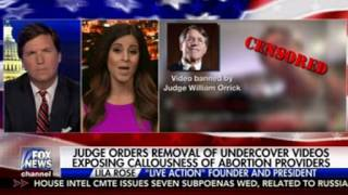 Tucker Carlson Suggests Viewers Flout A Judge