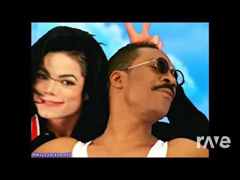 DELETED BONUS TRACK  Whatzupwitu | Michael Jackson 60th World Tour Ft Eddie Murphy