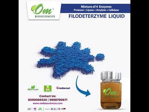 Liquid Detergent Enzyme