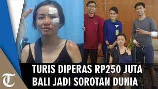 Bali Jadi Sorotan Media Asing setelah Viral Turis Dirampok