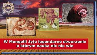 W Mongolii żyje legendarne stworzenie o którym nauka nic nie wie