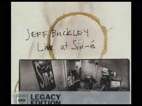 Jeff Buckley Lover You Shouldve Come Over Live At Sin Chords