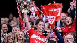 LGFA: TG4 Ladies Football Senior Championship Final: Cork v Dublin 25.09.2016