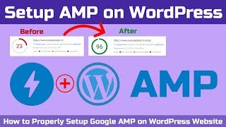 How to Properly Setup Google AMP on WordPress Website 2019 | Step by Step Guide