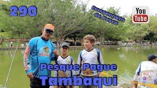 Programa Fishingtur na Tv 290 - Torneio no Pesque Pague Tambaqui