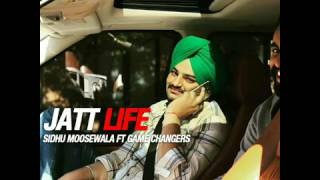 Jatt Life(full Song) By Sidhu Moosewala Feat Game Changers