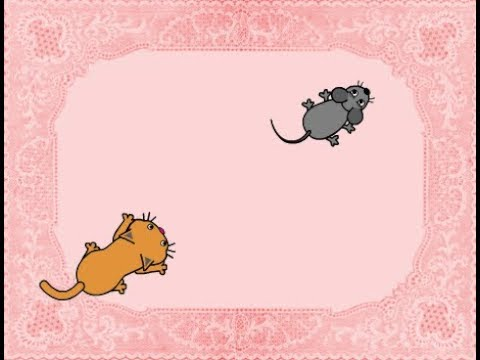 Cat chasing mouse game – Scratch Absolute Beginner Game