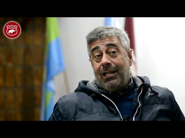 OBRAS EN EL CLUB- PRESIDENTE JOSÉ LUIS TORRIANI -