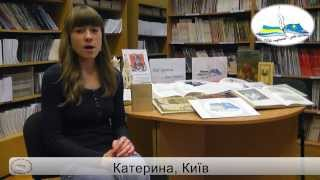 """Катерина (г. Киев) читает стих """"Отставший лебедь"""" Махамбета Утемисова."""