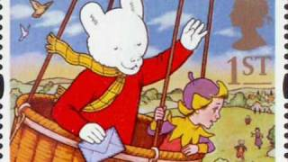RUPERT THE BEAR THEME