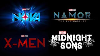 Every NEW CHARACTER Coming To The MCU In Marvel Phase 4  - Confirmed & Rumored
