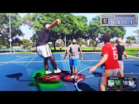 NBA 2K17 LOGIC IN REAL LIFE...