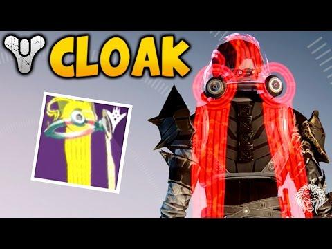 Destiny: EPIC CLOAK!