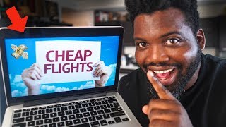 How to find cheap flights | Cheap Tickets Hack