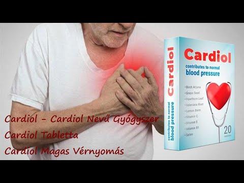 Vérnyomáscsökkentő tabletta