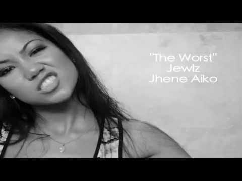 "JEWLZ Featuring Jhene Aiko ""The Worst"" (Remix)"