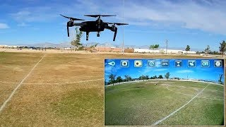 THY TY-T6 Phantasm The Longest Flying Toy FPV Drone Flight Test Review