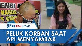 Pria yang Bakar Gadis di Cianjur Ternyata Peluk Korban saat Api Menyambar, Wajah dan Tangan Melepuh