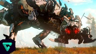 Horizon Zero Dawn Impressions  Horizon E3 Gameplay Demo