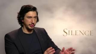 Silence  Adam Driver interview
