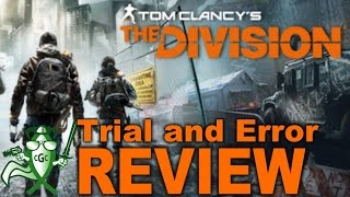 """Can You Play """"The Division"""" Single Player? - TRIAL AND ERROR"""