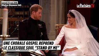 """Mariage princier : Une chorale gospel reprend """"Stand By Me"""""""