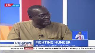Turkana Governor, Josphat Nanok addresses the issue of drought and famine in his county