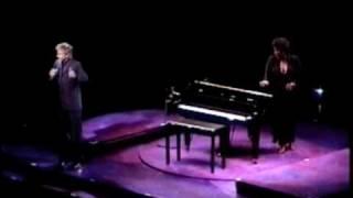 Barry Manilow & Debra Byrd ~ I'll Never Love This Way Again