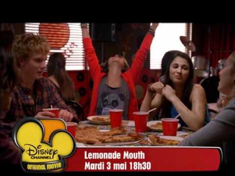 Lemonade Mouth - DCOM - Retrouvez le film sur Disney Channel
