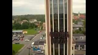 preview picture of video 'Składanka ujęć - quadrocopter Pszczyna'