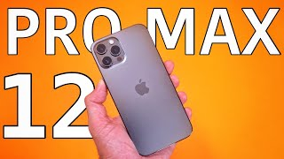 Was I WRONG about the Apple iPhone 12 Pro Max?