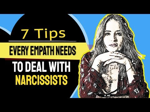 7 Tips Every Empath Needs To Deal With A Narcissistic Personality