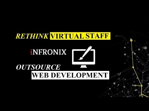 Benefits of Outsourcing Web Development to iNFRONIX