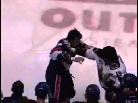 Brett Gallant vs Joel Rechlicz