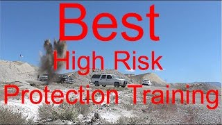 Executive Security International (ESI) High Risk  Protection Training  *GI Bill Approved*