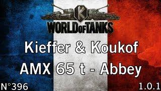World of Tanks - 1.0.1 - AMX 65 t - Abbey - HD