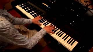 ジブリ長編映画の曲を全部つなげて弾いてみた【事務員G】ピアノメドレー Studio Ghibli complete piano Medley by ZimuinG 1984〜2013
