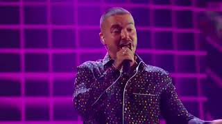 J Balvin, Zion & Lennox - No Es Justo Premios Juventud 2018