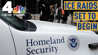 ICE Raids: Immigration Advocates, Attorneys Ramp Up Efforts, Say 'Know Your Rights' | NBC New York